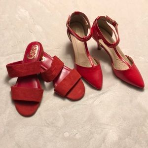 Red Shoes!!